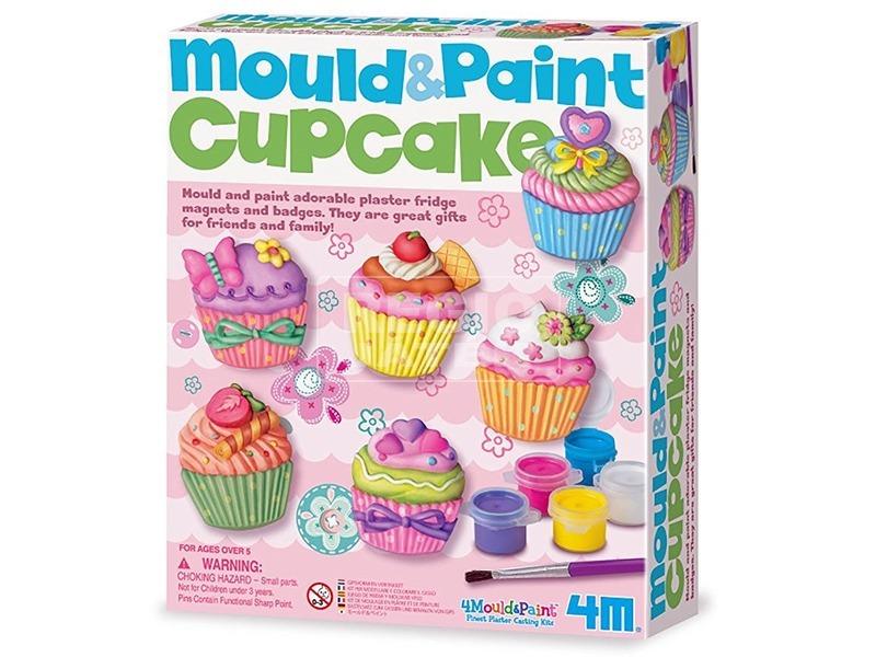 4M sütemény gipszkiöntő készlet