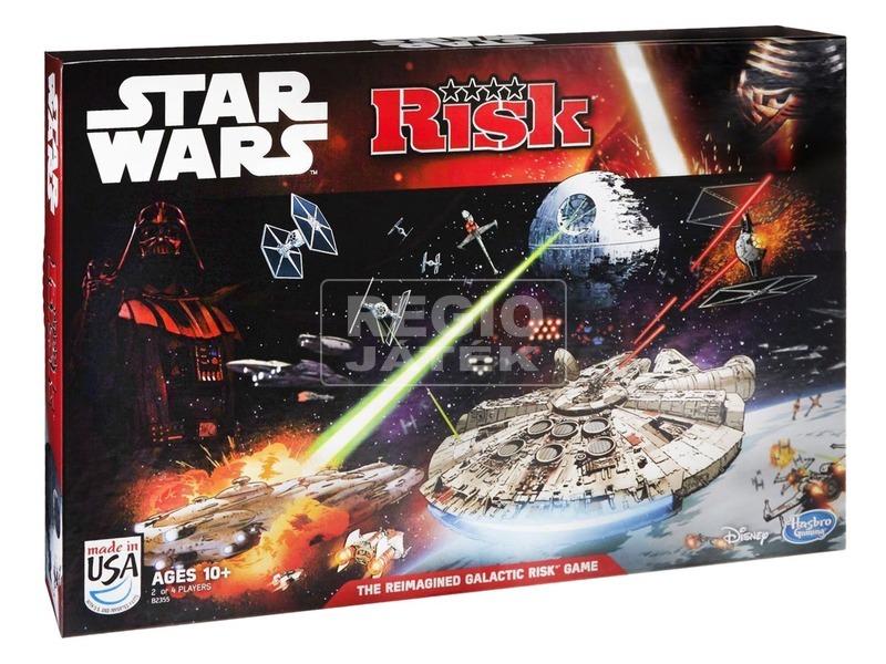 Star Wars: Rizikó társasjáték