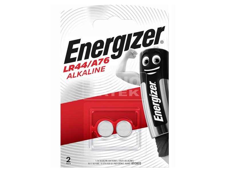Duracell LR44 gombelem 2 darabos készlet