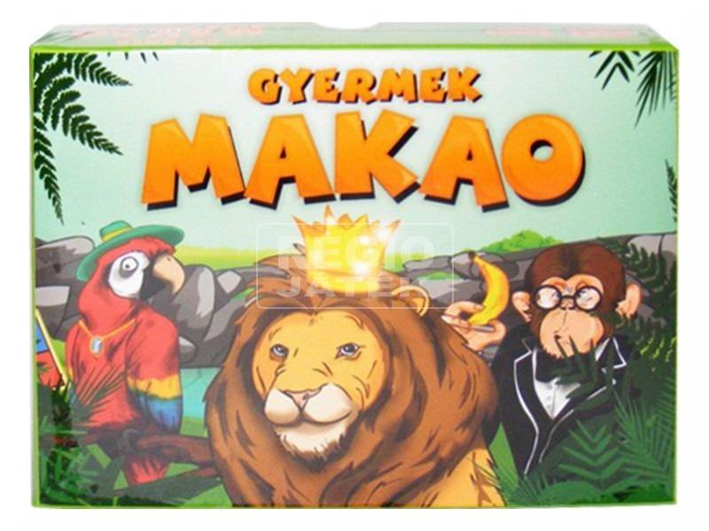 Gyerek Makao játékkártya