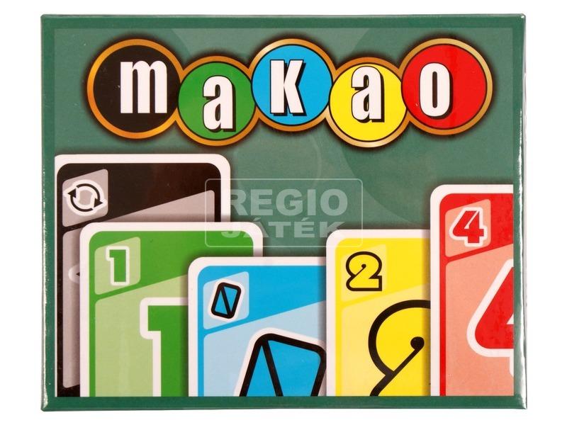 Makao játékkártya