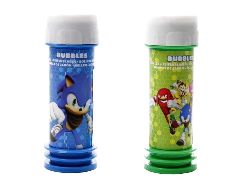 Sonic buborékfújó - 60 ml, többféle