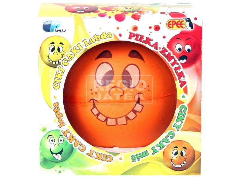 kép nagyítása Ciki-Caki labda - 10 cm, többféle