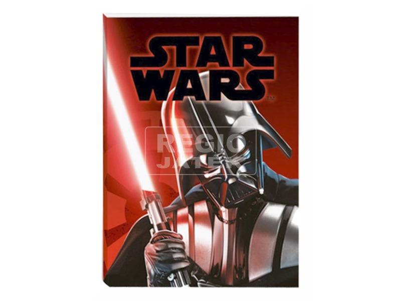 Papírfedeles notesz A7 Star Wars