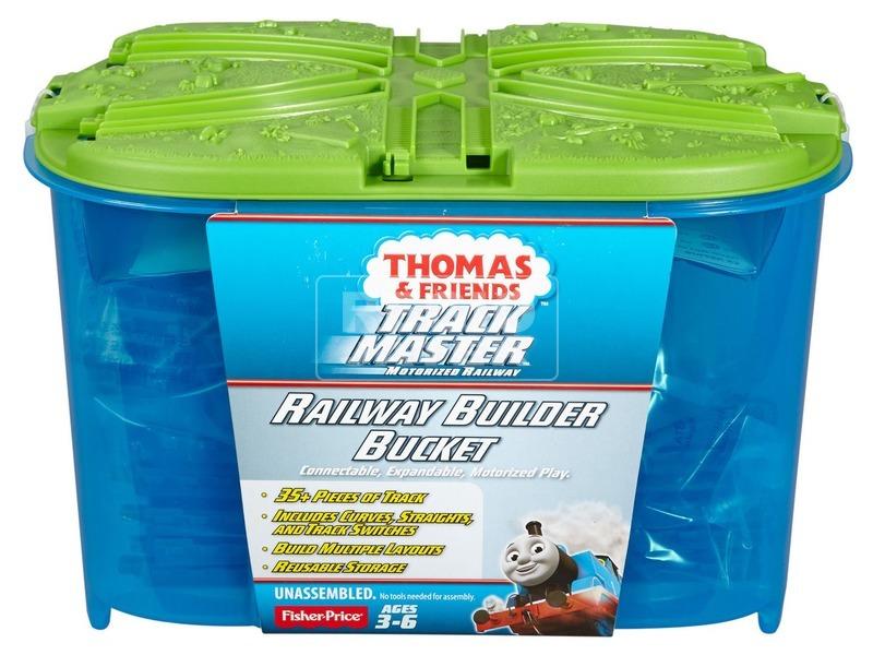 Thomas Trackmaster sínépítő kosár