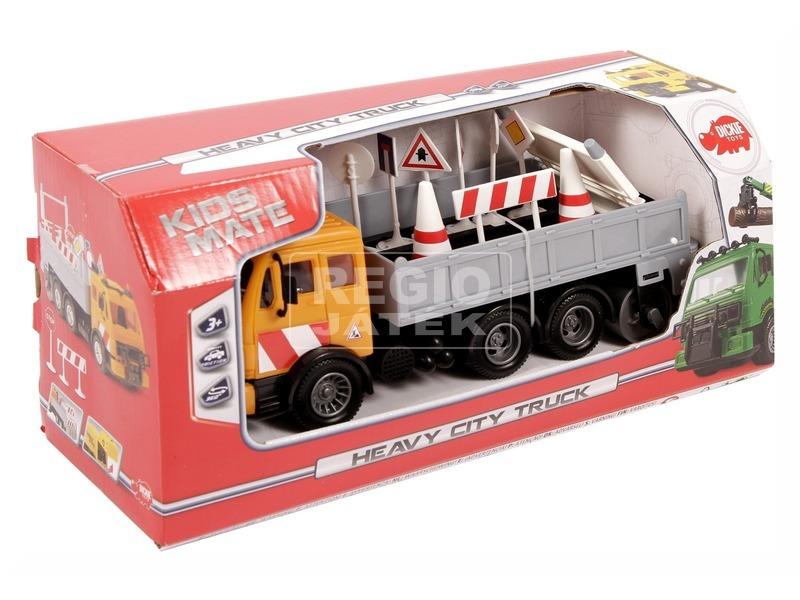 Heavy City Truck teherautó - többféle