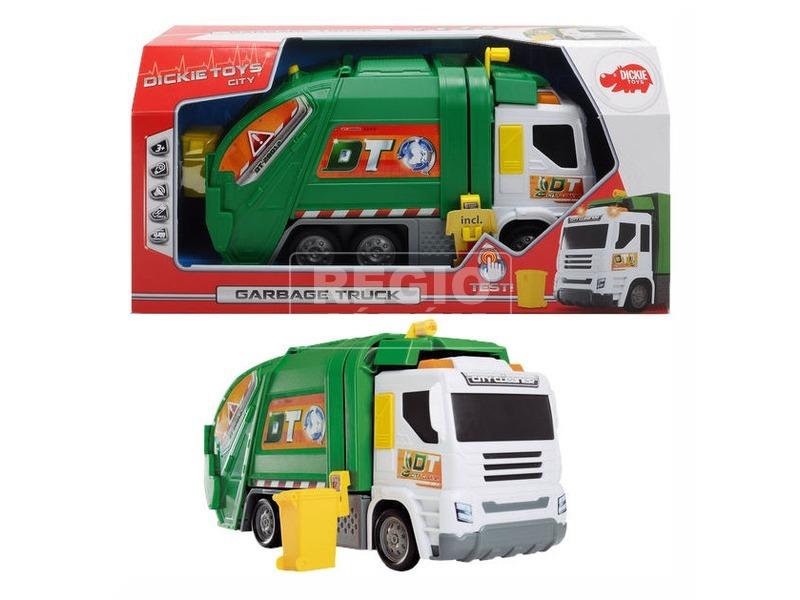 Garbage Truck 30cm