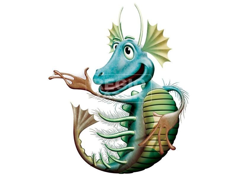 kép nagyítása Aqua Dragons vízalatti világ LED világítással