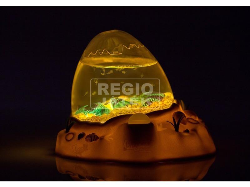 kép nagyítása Eggscavation dinoszaurusz keltető LED világítással