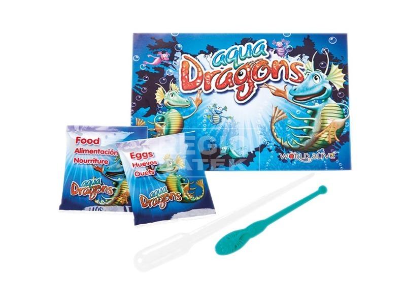 Aqua Dragons Jurassic élőlény