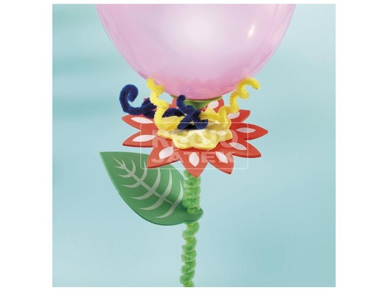 kép nagyítása Lufi virág készítő készlet