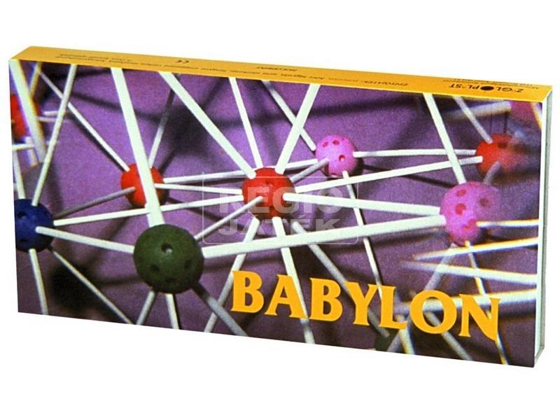 Babylon építőjáték új