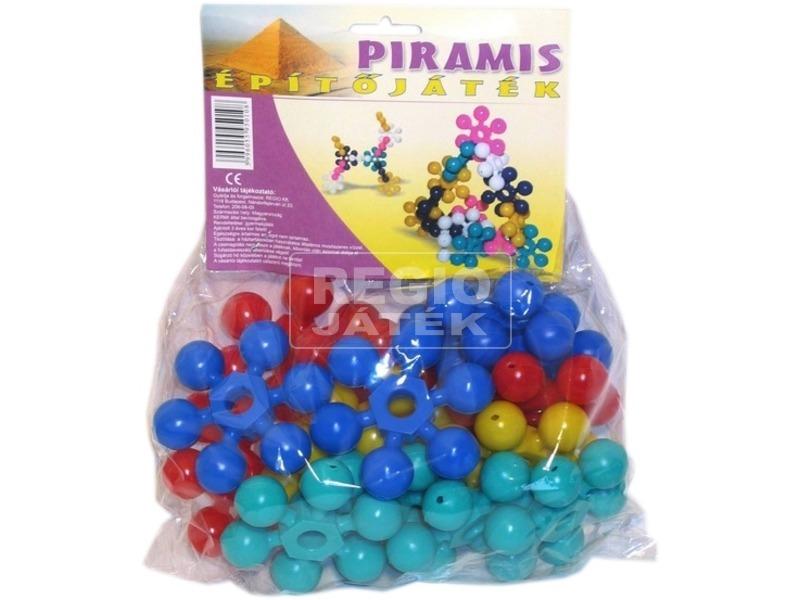Piramis építőjáték
