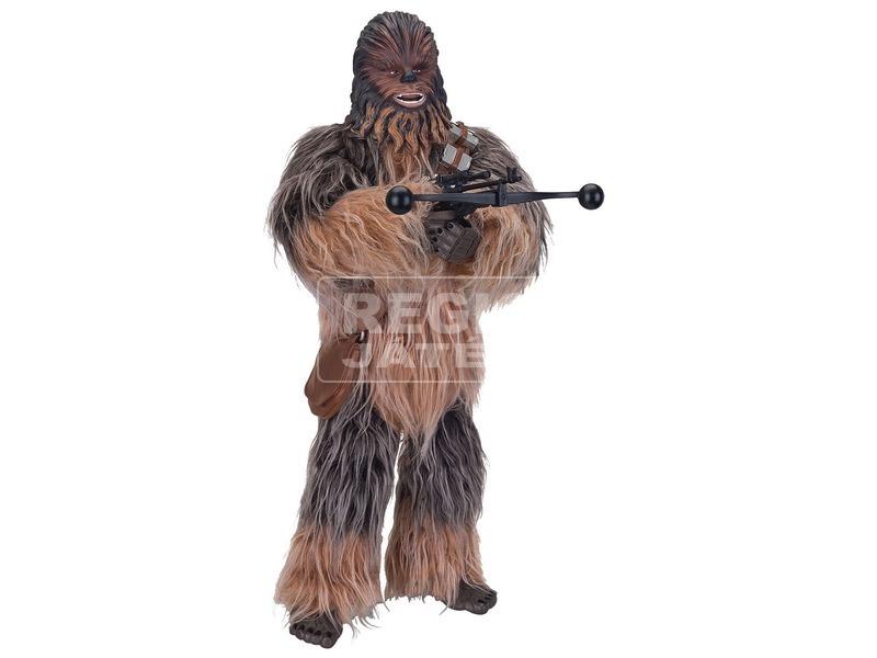 kép nagyítása Star Wars: interaktív Chewbacca figura - 42 cm