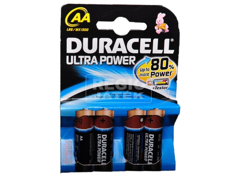 Duracell elem LR03 MN2400 AAA Ultra Power B