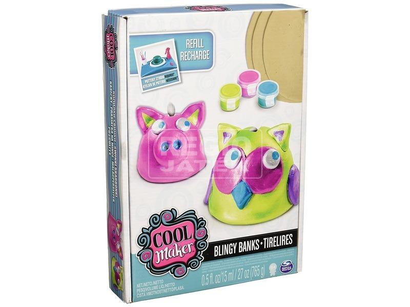 Pottery Cool Divatos Kiegészítők kreatív k