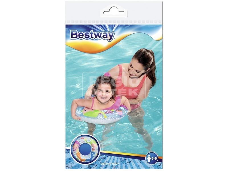 Bestway 36113 Mintás úszógumi - 51 cm, többféle