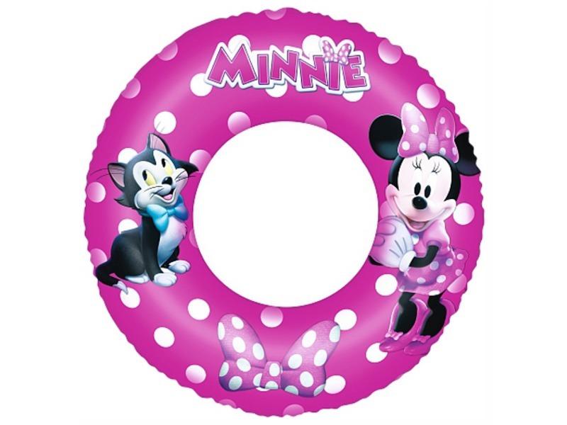 kép nagyítása Minnie egér úszógumi - 56 cm