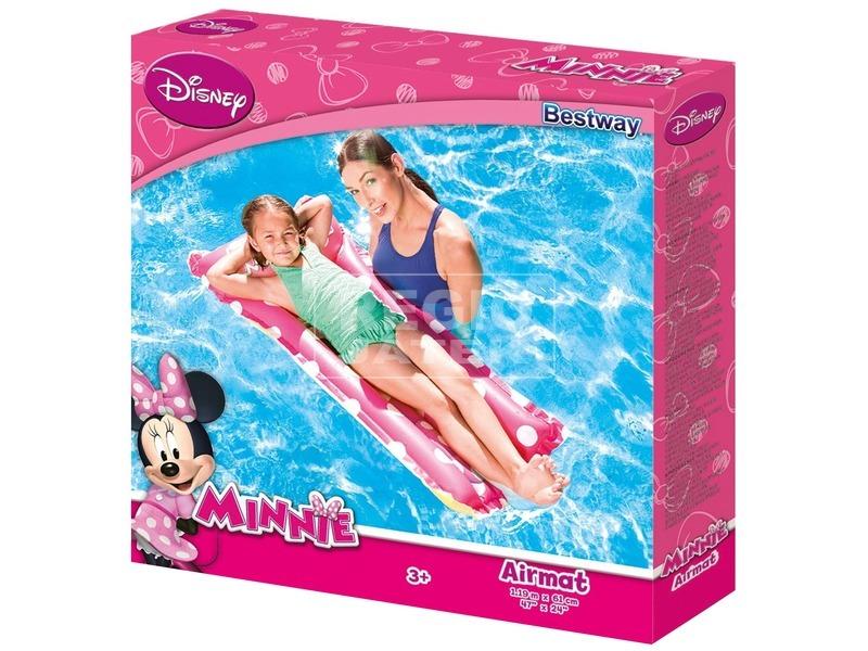 Minnie egér matrac - 119 x 61 cm