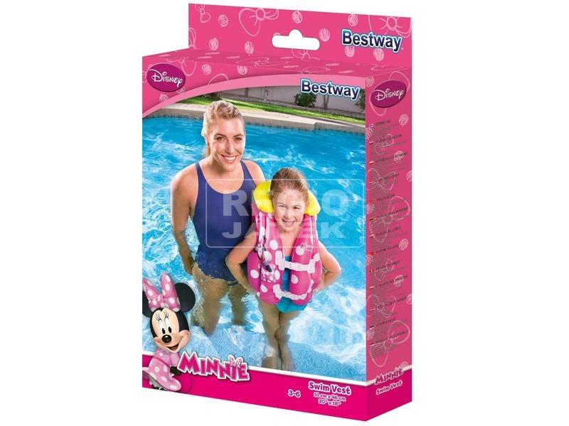 Minnie egér úszómellény - 51 x 46 cm