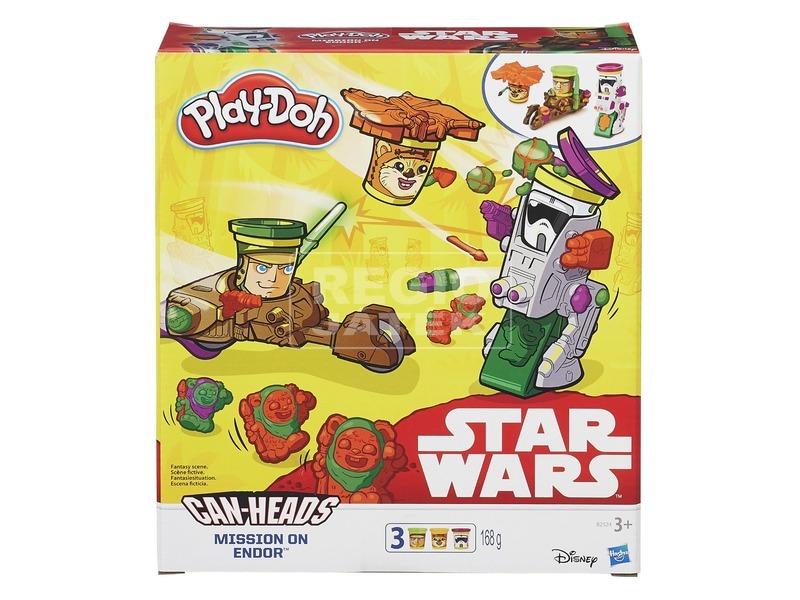 Play-Doh Star Wars járműves gyurmakészlet
