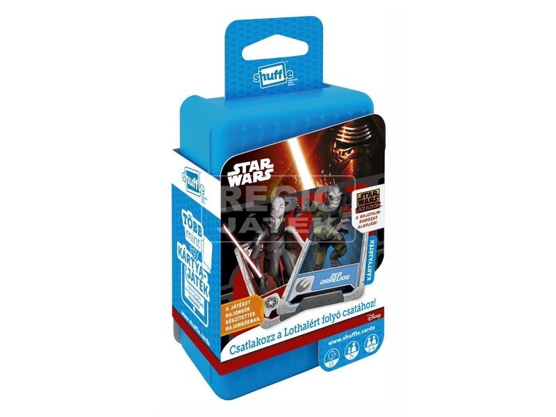 Shuffle - Star Wars Rebels akció kártya