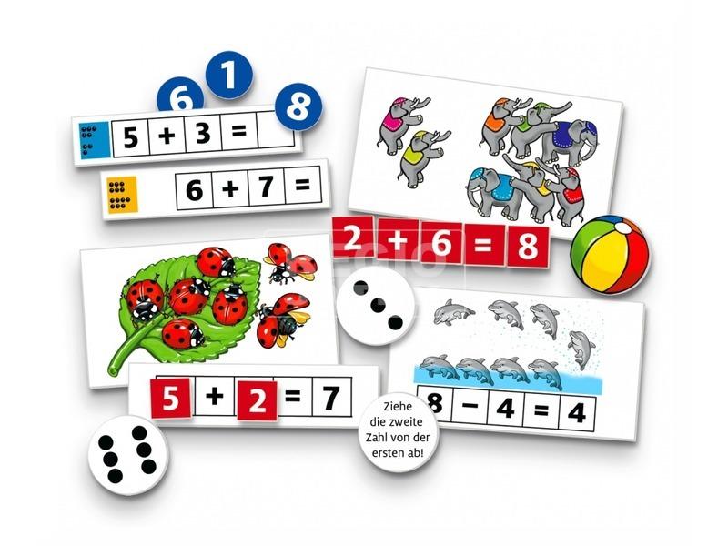 kép nagyítása Játékos számolás társasjáték
