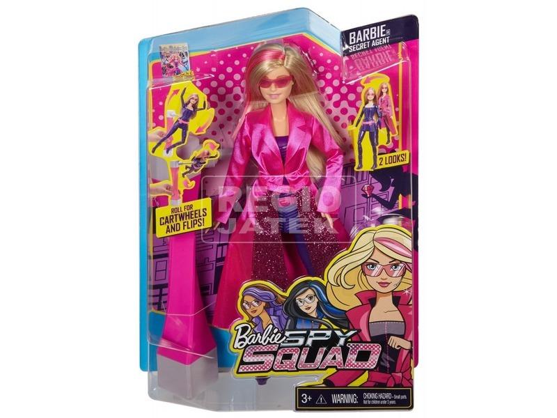 Barbie: titkos ügynök Barbie baba