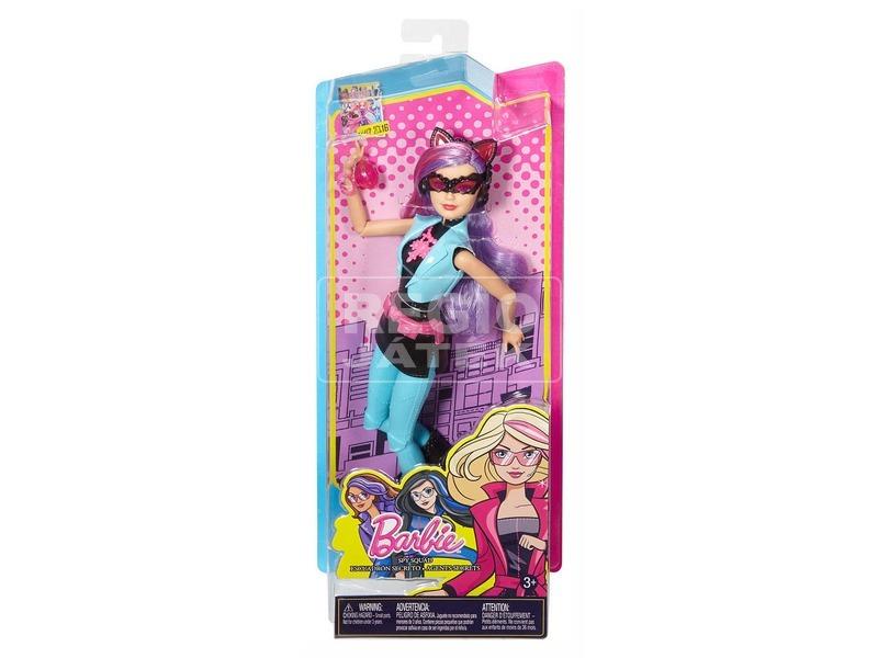 Barbie: Titkos ügynökök - Rablócicus baba DHF