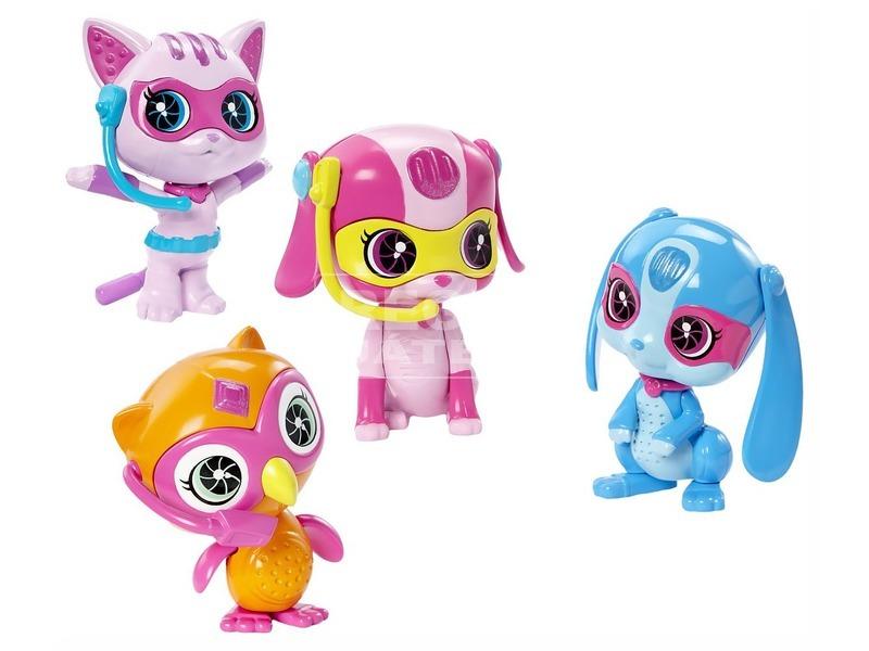 Barbie: Titkos ügynökök - Robotállatkák DHF