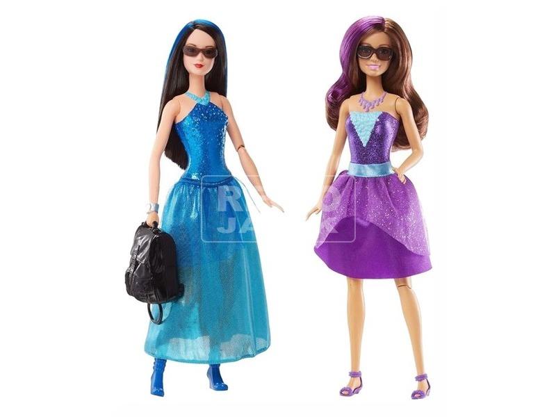 Barbie: Titkos ügynök alap babák DKN