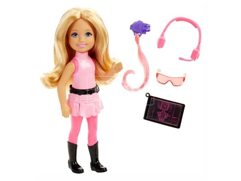 kép nagyítása Barbie: Titkos ügynök baba - 15 cm, többféle