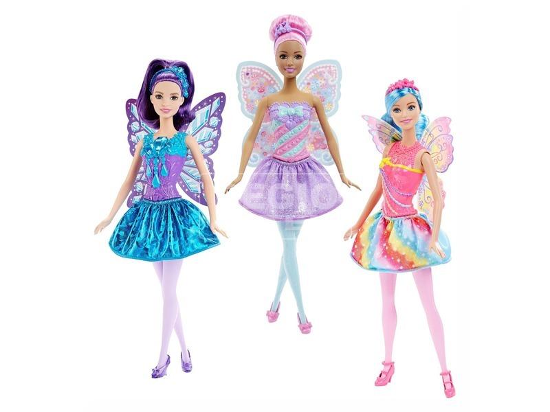 Barbie: Tündérmese tündér - 29 cm, többféle