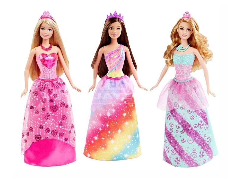 Barbie: Tündérmese hercegnő - 29 cm, többféle