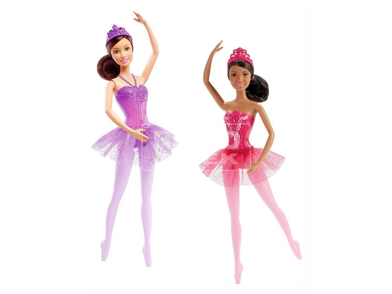 Barbie: Tündérmese balerina - 29 cm, többféle