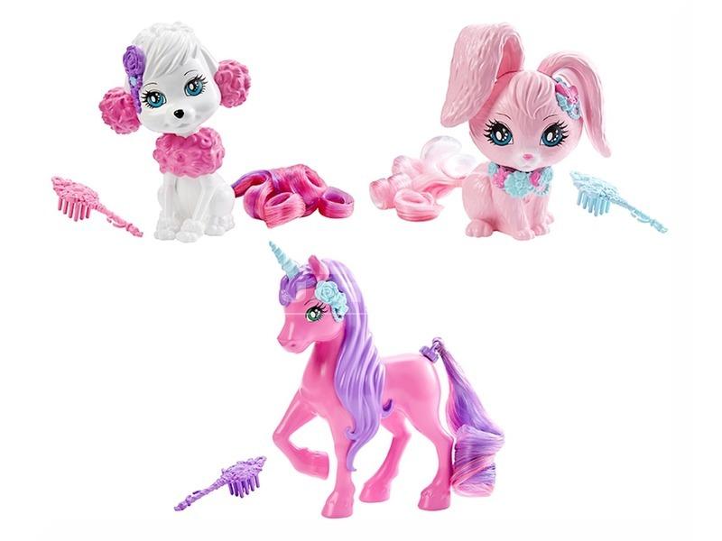 Barbie Végtelen Csodahaj Állatok DKB