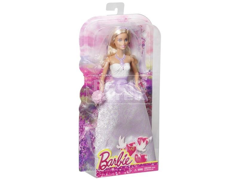 Barbie menyasszony baba DHC
