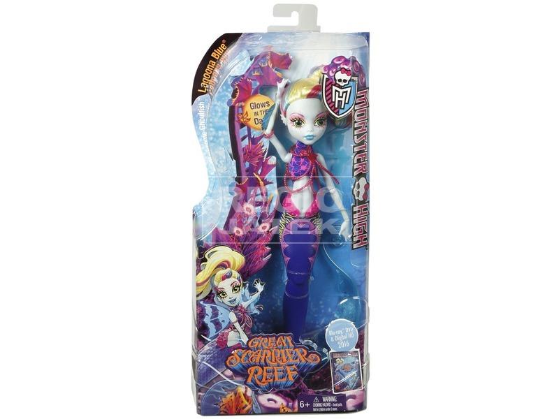 Monster High: Rémséges mélység alap baba - többféle