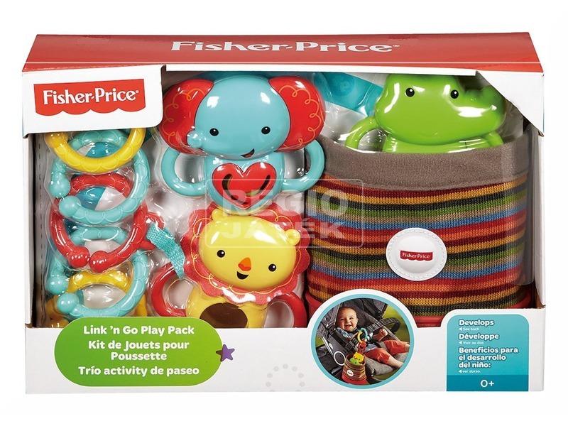 Fisher-Price babakocsis játékcsomag