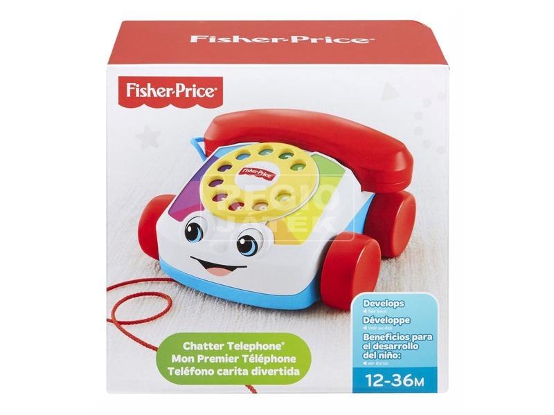 FP Fecsegő telefon CMY