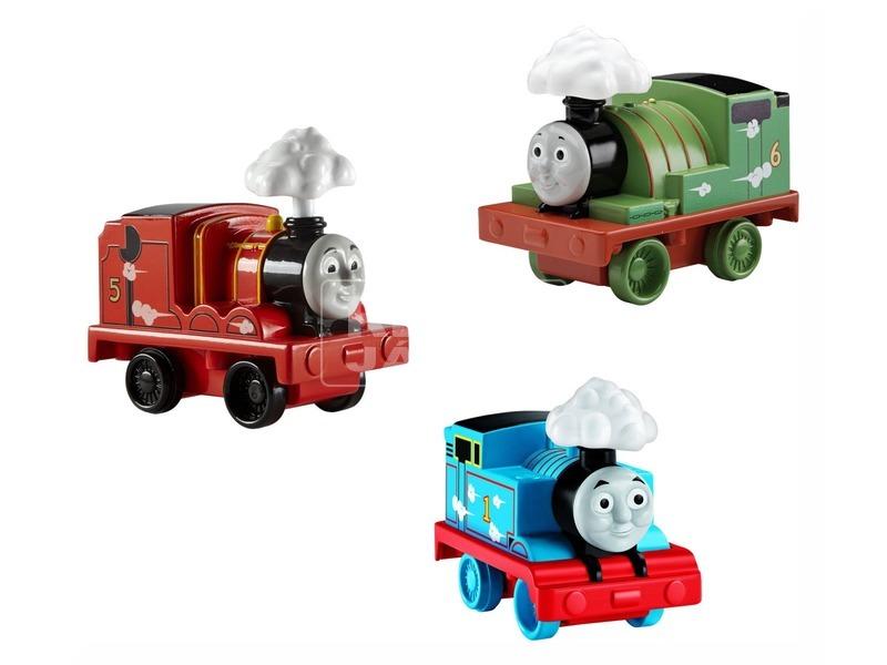 Thomas hátrahúzós mozdony - többféle