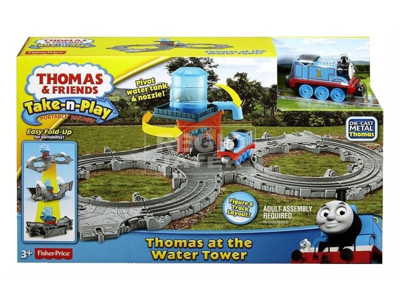 Thomas a víztoronynál szett DGK