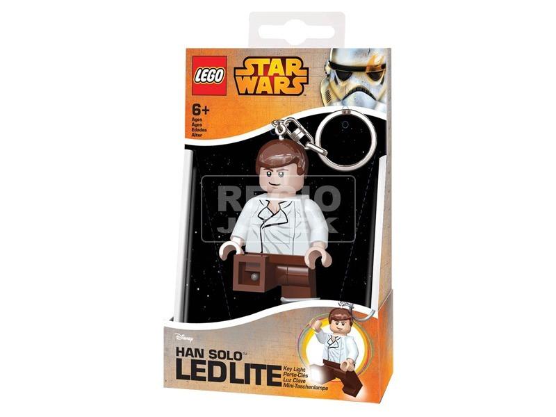LEGO Star Wars LED kulcstartó - Han Solo