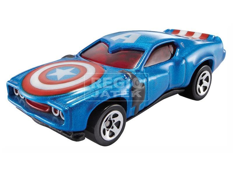 kép nagyítása Hot Wheels Marvel karakter kisautó - többféle
