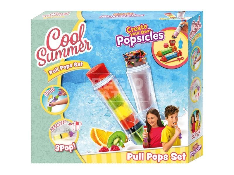 Cool Summer jégkrém készítő - 2 darabos