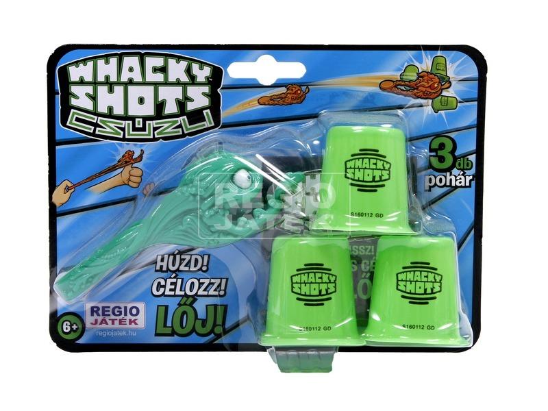 Whacky Shots Repülő Szörnyek