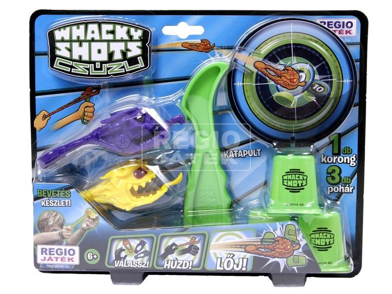Whacky Shots Repülő Szörnyek céltáblával