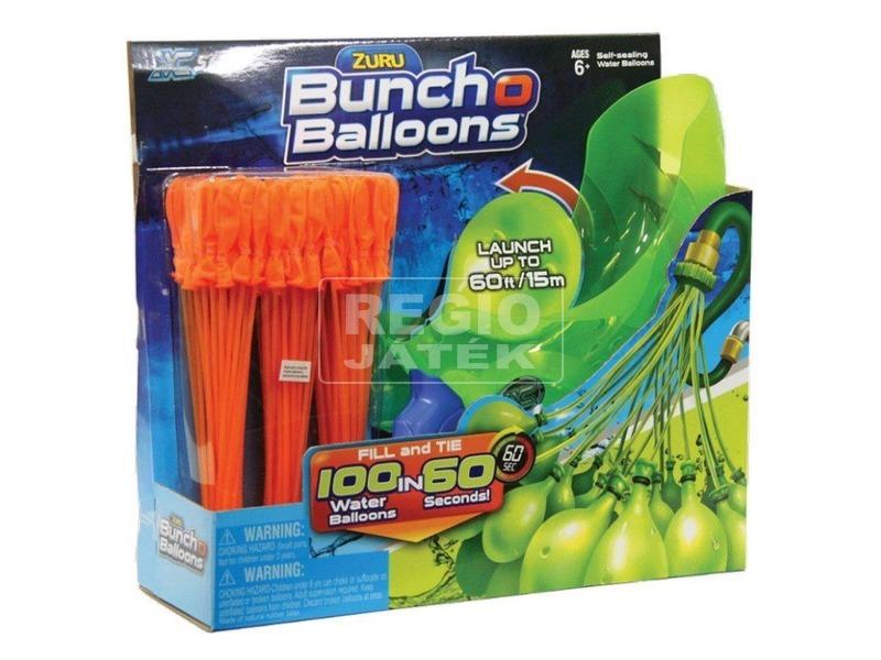 Bunch o Balloons – kilövo + 100 vízibomba BOB