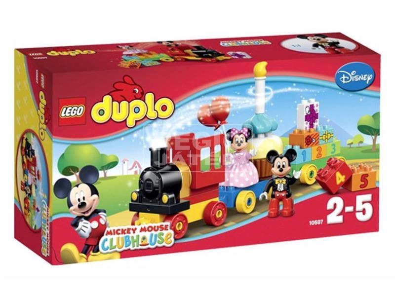 LEGO® DUPLO Mickey és Minnie születésnap10597