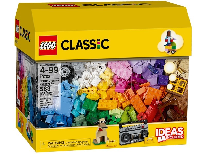 LEGO Classic Kreatív építő készlet 10702